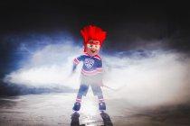 Хоккей и  фигурное катание объединились в ледовом шоу «Фиксики на льду. Большая игра»