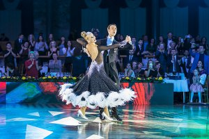 Чемпионат мира WDC по европейским бальным танцам в Кремле