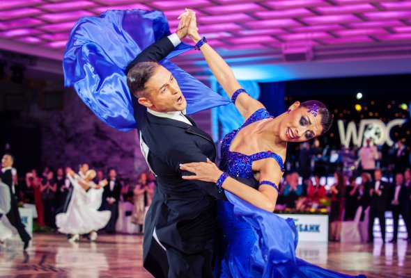 Чемпионат мира WDC по европейским бальным танцам в Кремле - Фото №5