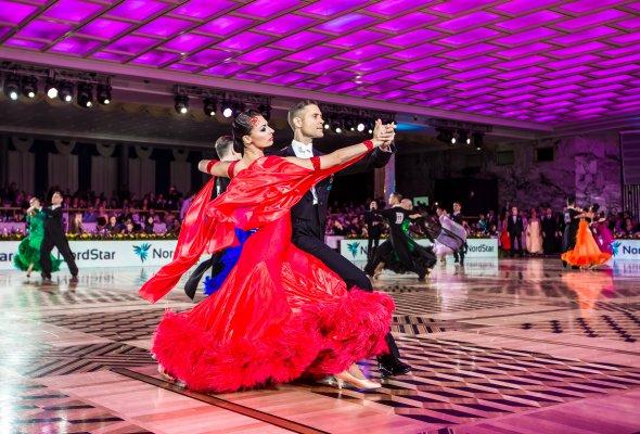 Чемпионат мира WDC по европейским бальным танцам в Кремле - Фото №4