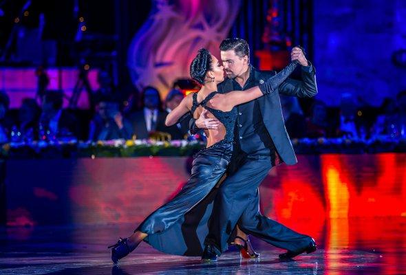 Чемпионат мира WDC по европейским бальным танцам в Кремле - Фото №3