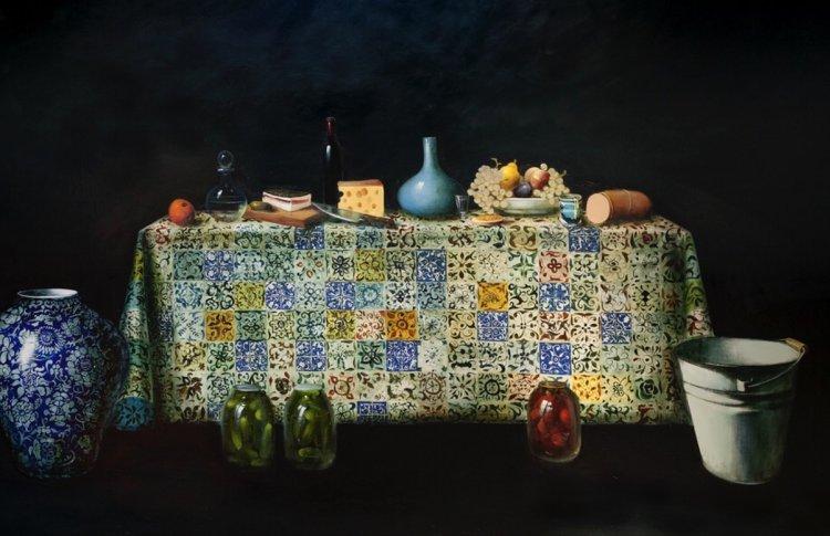Винзавод  готовит выставку Константина Тотибадзе