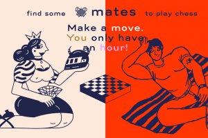 В сети заработало приложение знакомств для шахматистов