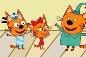 Яндекс.Маркет запустил тематическую страницу популярного мультсериала «Три кота»