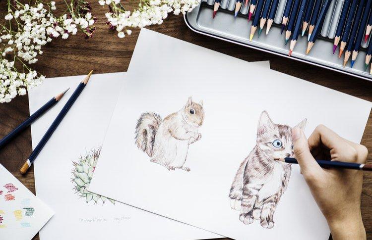 Мастер-класс «Иллюстрация»