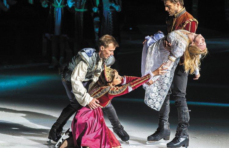 «Ромео и Джульетта» Авербуха
