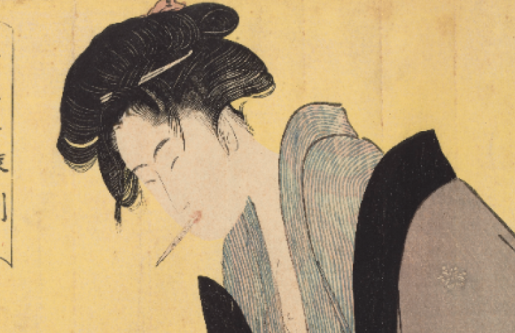 Моды и модники эпохи Эдо