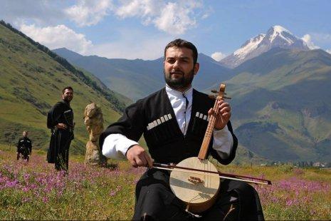 ТОП-5 концертов грузинских артистов в Москве