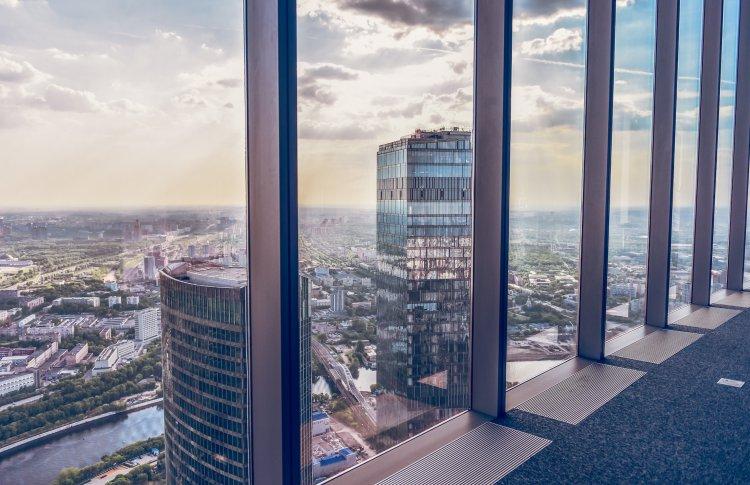 Новый рекорд на смотровой площадке Panorama360