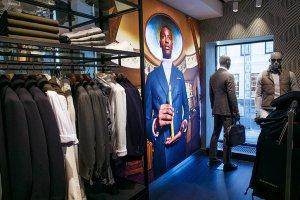 Новое место: магазин Suitsupply на Большой Дмитровке