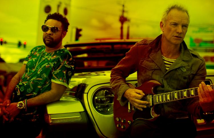 Sting&Shaggy