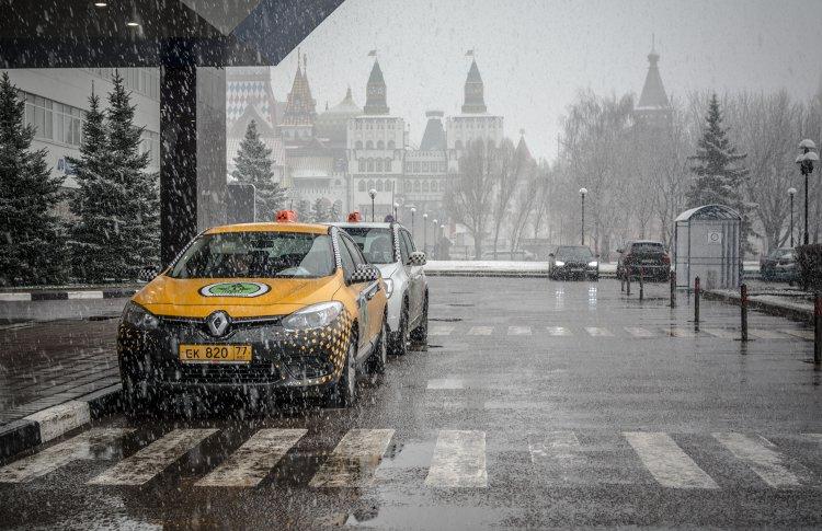 На праздниках Москве обещают тепло и дожди