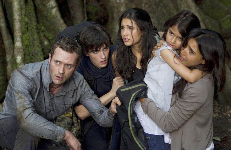 «Терра Нова», Fox, 2011, 1 сезон