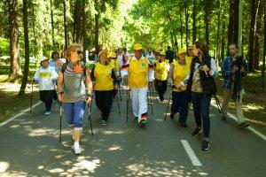 Фестиваль скандинавской ходьбы стартует в Петербурге