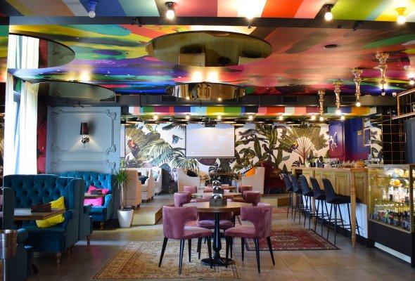 Masons lounge bar - Фото №2