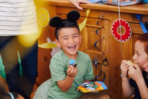 Детский день рождения. Как организовать праздник в стиле Микки