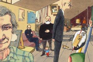 От Пикассо до эстонского совриска: 6 главных выставок ноября