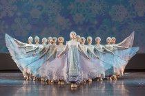Юбилейный концерт детского хореографического ансамбля «Юный Ленинградец»