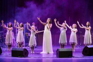 Благотворительный концерт Зары и художественная выставка пройдут в Театре эстрады