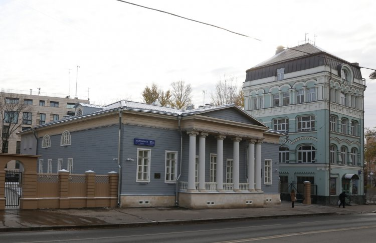 Единственный музей Тургенева в двух столицах