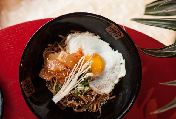 Ресторан «Китайская квартира Брюса Ли» - Фото №5