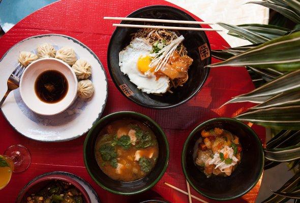 Ресторан «Китайская квартира Брюса Ли» - Фото №4