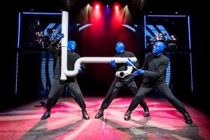 10 причин для посещения шоу Blue Man Group