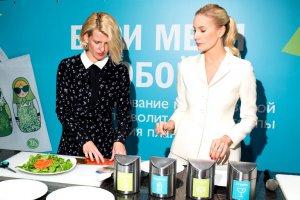 «Азбука Вкуса» и Елена Летучая призывают использовать многоразовые сумки-шопперы