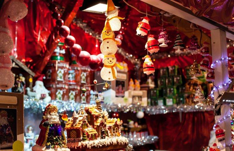 В Аптекарском огороде проведут Рождественскую ярмарку