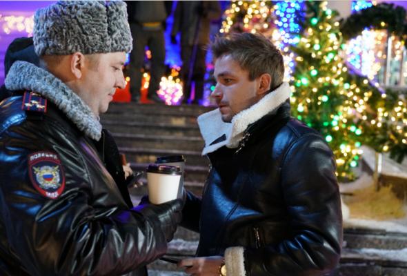 Полицейский с Рублёвки. Новогодний беспредел - Фото №6