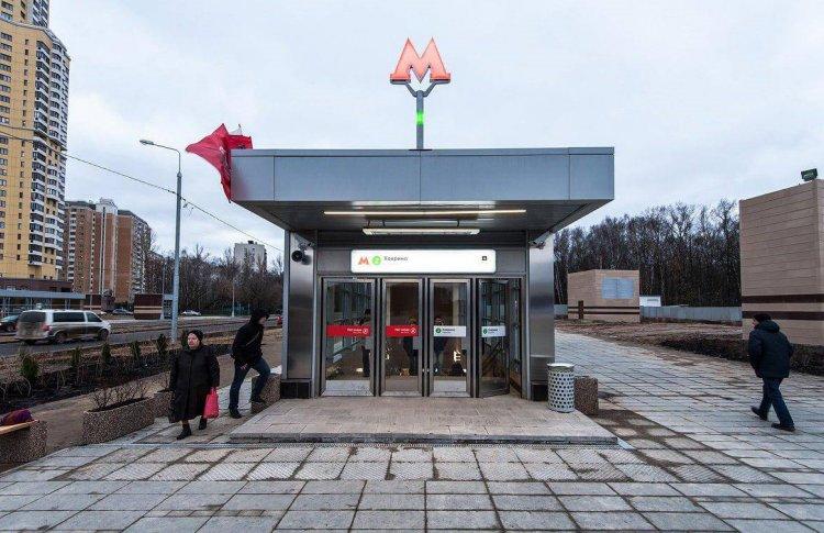 От закрытой станции «Ховрино» будут ходить автобусы