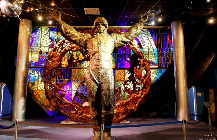 В Музее космонавтики откроется английский клуб