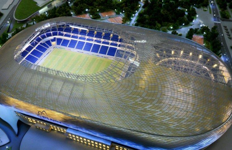 Стадион «Динамо» открывается после реконструкции