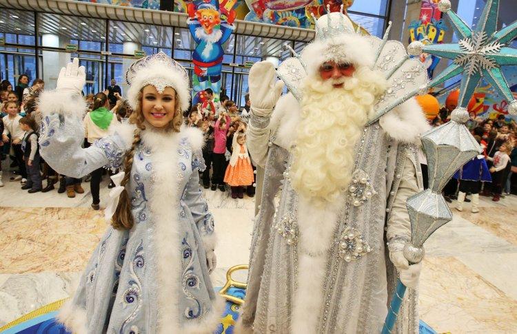 В Кремлевском дворце представят коллекцию елочных костюмов