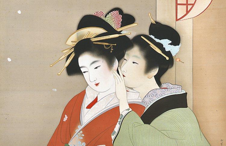 В Галерее классической фотографии прочтут лекцию о японской поэзии