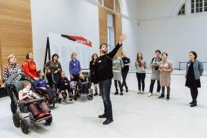 Музей русского импрессионизма устроит инклюзивные дни