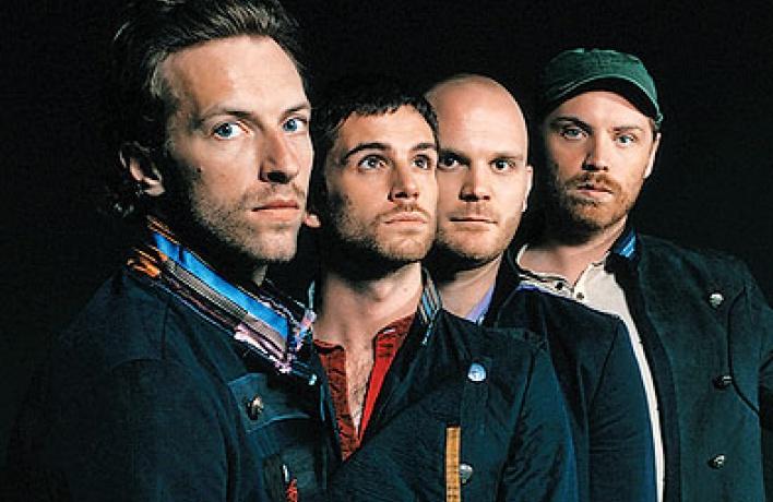 Интервью: Coldplay