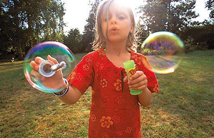 Пузыри счастья