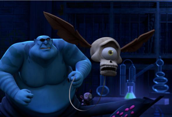Тайна семьи монстров - Фото №4
