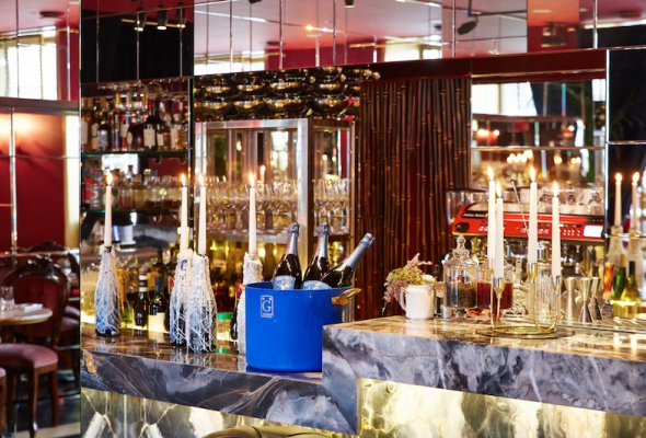 Courage champagne & oyster bar - Фото №4