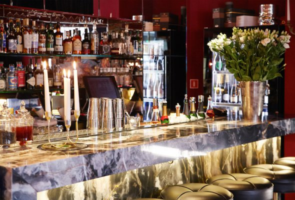 Courage champagne & oyster bar - Фото №3