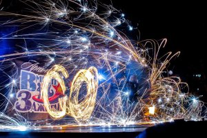 Фестиваль огня и света «Вместе Зажигаем»