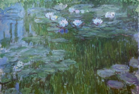 Клод Моне: Магия воды и света - Фото №2