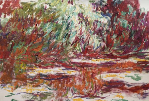 Клод Моне: Магия воды и света - Фото №1