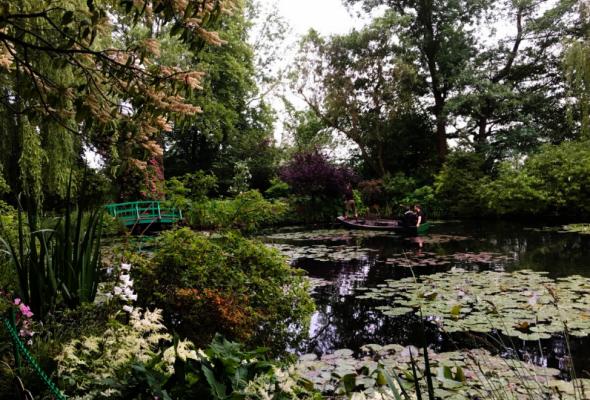 Клод Моне: Магия воды и света - Фото №3