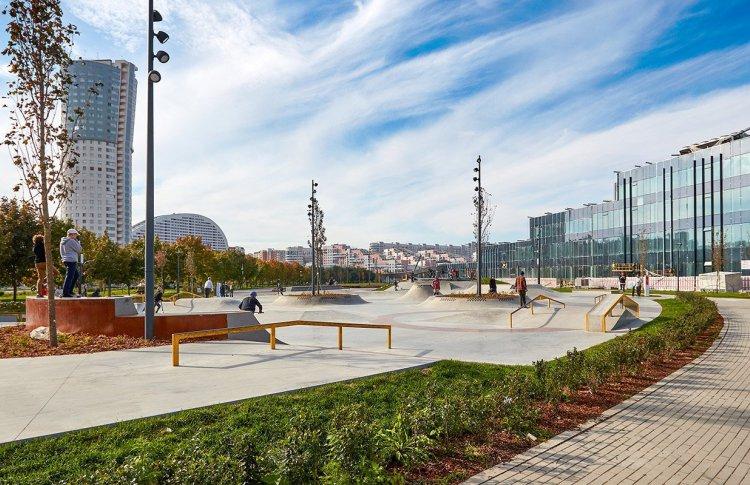 Два московских парка выиграли премию по ландшафтному дизайну