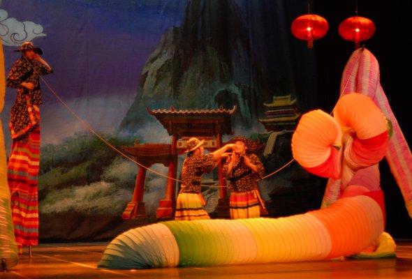 Балетно-акробатическое шоу «Щелкунчик» - Фото №3