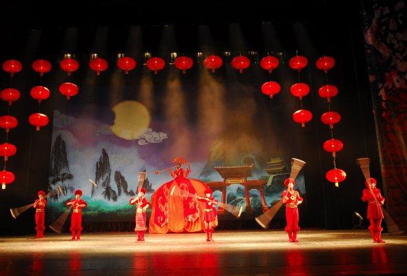Балетно-акробатическое шоу «Щелкунчик» - Фото №0