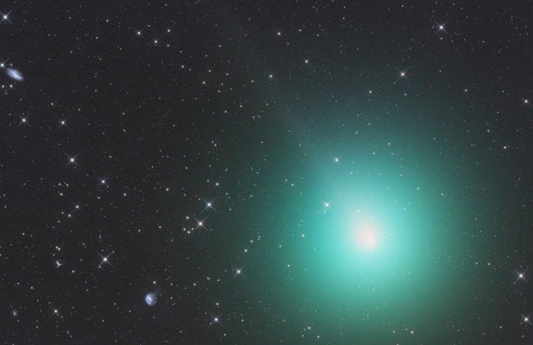Москвичи увидят комету больше Луны