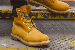 Знаменитым желтым ботинкам Timberland исполняется 45 лет